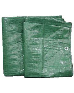 Seachoice TARP GREEN POLY 8' X 10'