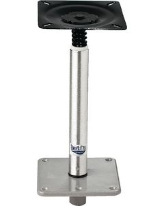 "Attwood Lock'n-Pin 3/4 Pedestal Package With 11"" Post And 7x7 Base - Swivl-Eze"