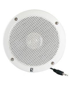 "PolyPlanar Poly-Planar 5"" Vhf Extension Speaker White - MA1000R"