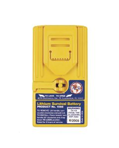 ACR Electronics VHF / GMDSS Radio Lithium Survival Replacement Battery - ACR