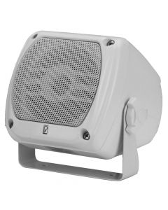 PolyPlanar Poly-Planar MA840 Sub Compact Box Speaker (White)