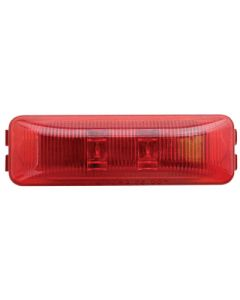 Optronics Thin Line Sealed LED Marker/Clearance Light, Red
