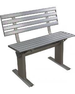 Springfield Aluminum Dock Bench