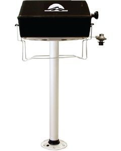 Springfield, Barbeque Grill with Post Mount, Barbeque Grills