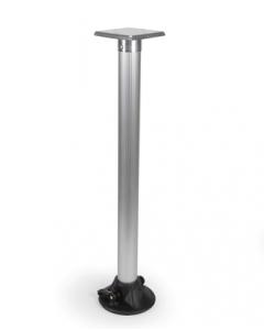 Kuuma Pedestal Grill Mount for Stow & Go, Sea Kettle, BBQ 83722 - Force 10 Marine