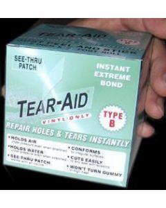 Tear-Aid Boxed Repair Tape Roll, Type B, Vinyl Repair Only