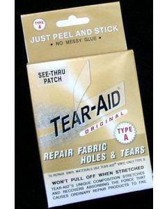 Tear-Aid Repair Patches Repair Kit, Type A