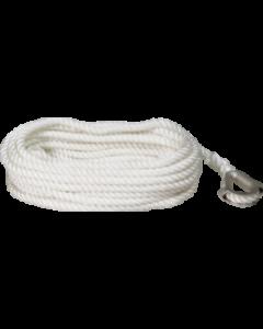 """1/2"""" X 100' Nylon Anchor Line- Seasense"""