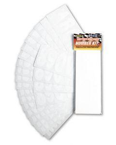 Hardline Series 200ec Boat Decal Letter/Number Set, White