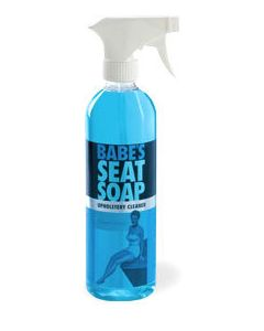Babes Seat Soap Upholstery Cleaner, 16 Oz.