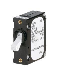 Paneltronics Breaker 20 Amps Single Pole A-Frame Magnetic
