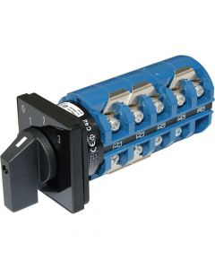 Blue Sea Systems 9077 Switch, AC 240VAC 63A OFF +3 Positions