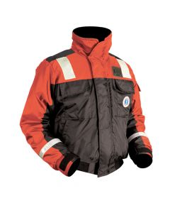 Mustang Survival Mustang Classic Bomber Jacket With Solas Reflective Tape: XXXL