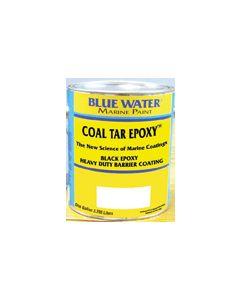 Blue Water Marine Paint Bottom Protect Coal Tar Epoxy Kit, Gallon