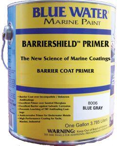 Blue Water Marine Paint Barriershield Primer, Quart