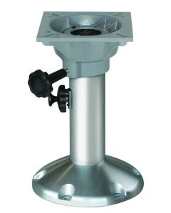 Wise Adjustable Height Locking Seat Pedestal with Seat Mount