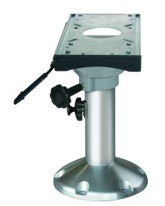 Wise Adjustable Height Locking Seat Pedestal with Fore & Aft Slide