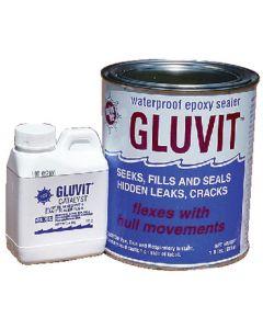 Itw Philadelphia Resins Gluvit Epoxy Waterproof Sealer, 2lb - ITW Philadelphia Resins