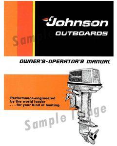 johnson engine manuals iboats rh iboats com J50 Whale Ferrari J50