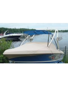 Taylor Made Ultima Bimini (with frame), Cadet Gray 62130