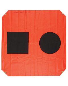 Orion, Orange Distress Flag, Signal Flags