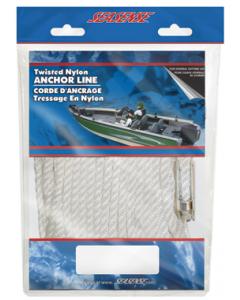 """Seasense 5/16"""" X 75' Nylon Anchor Line"""