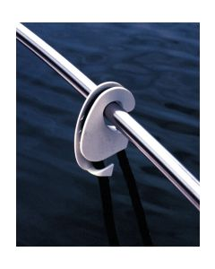"Taylor Made Rail Boat Fender Hanger for Up To 1"" Rails"