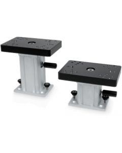 "Cannon Downriggers 6"" Aluminum Swivel Base Downrigger Pedestal"