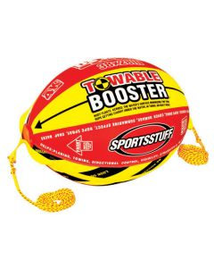 SportsStuff 4K Booster Ball with Tow Rope