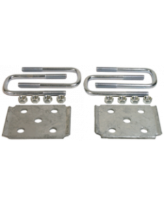Seasense Axle Tie Plate Kit