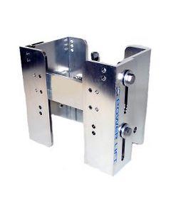 """Manual CMC Power-Lift Jack Plate, 10"""" Setback"""