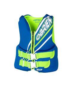 "O'Brien Youth, Blue/Green-(50-90 lbs, 25""-29"")"