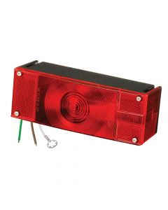"""Wesbar Waterproof Low Pro 7-Function Tail Light Right >80"""""""
