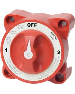 Blue Sea Systems Blue Sea 11001 e-Series Battery Switch w/ Alternator Field Disconnect - 3-Position