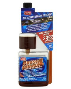 CRC PhaseGuard 4 Ethanol Fuel Treatment, 16oz