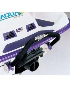 Aqua Performance Polaris MSX 110, 140, 150, Polished PWC Step