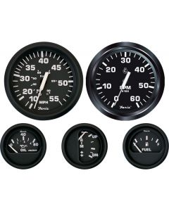 "Faria Speedometer, 55 MPH, 4"", Sender Required"