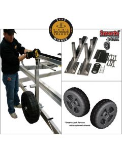 Quality Mark Smarte Jack Kit Without Wheels (Kit Only)