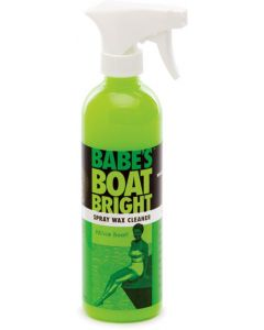 Babes Spray Wax Cleaner, Gallon - Babe's Boat Care