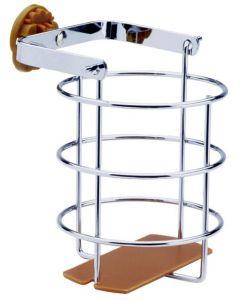 Attwood, Chrome-Plated Steel Drink Holder, Basket Drink Holders