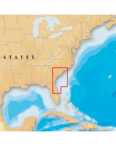 Navionics Platinum Plus South Carolina and North Florida on SD/Micro SD