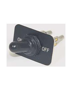 PWC Parts Rule Thru-Hull On/Off Waterproof Toggle Switch