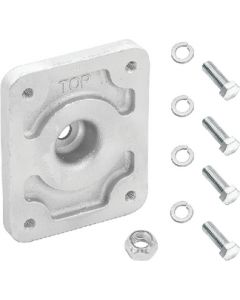 Fulton XP to F2 Adapter Plate