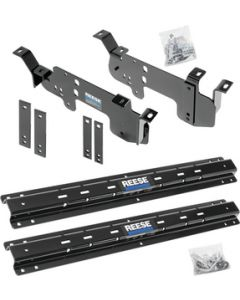 Fulton Products Reese 5Th Wh Kit (5600930153) - Outboard Fifth Wheel Custom Quick Install Kit