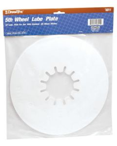 """Fulton Products 5Th Whl Lube Plate 3/16In Thic - Fifth Wheel 10"""" Round Lube Plate"""