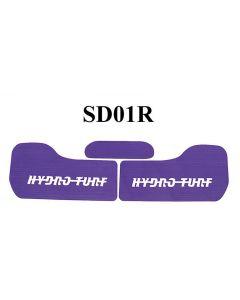 Hydro-Turf SeaDoo Speedster 1994-1995 Jet Boat Boarding Platform Molded Diamond Mat Kit