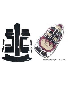 Hydro-Turf SeaDoo Challenger 1800 1997-2004 Jet Boat Molded Diamond Mat Kit