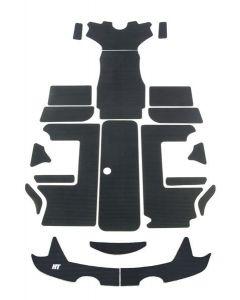 Hydro-Turf SeaDoo Challenger X 2003-2005 Jet Boat Molded Diamond Mat Kit