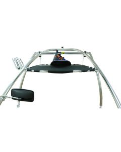 """Monster Tower Small Cargo Rack Bimini (53"""" to 65"""" Wide)"""