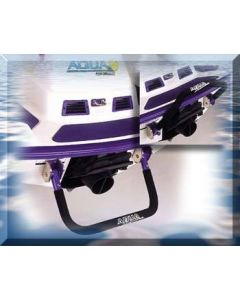 Aqua Performance SeaDoo GTS, GTX, Black PWC Step 1077G3BK